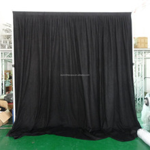 portable pipe and drape backdrop for wedding/events/parties