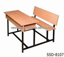 school furniture desks / student table and chair