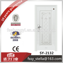 Indian lows wrought iron security door used exterior