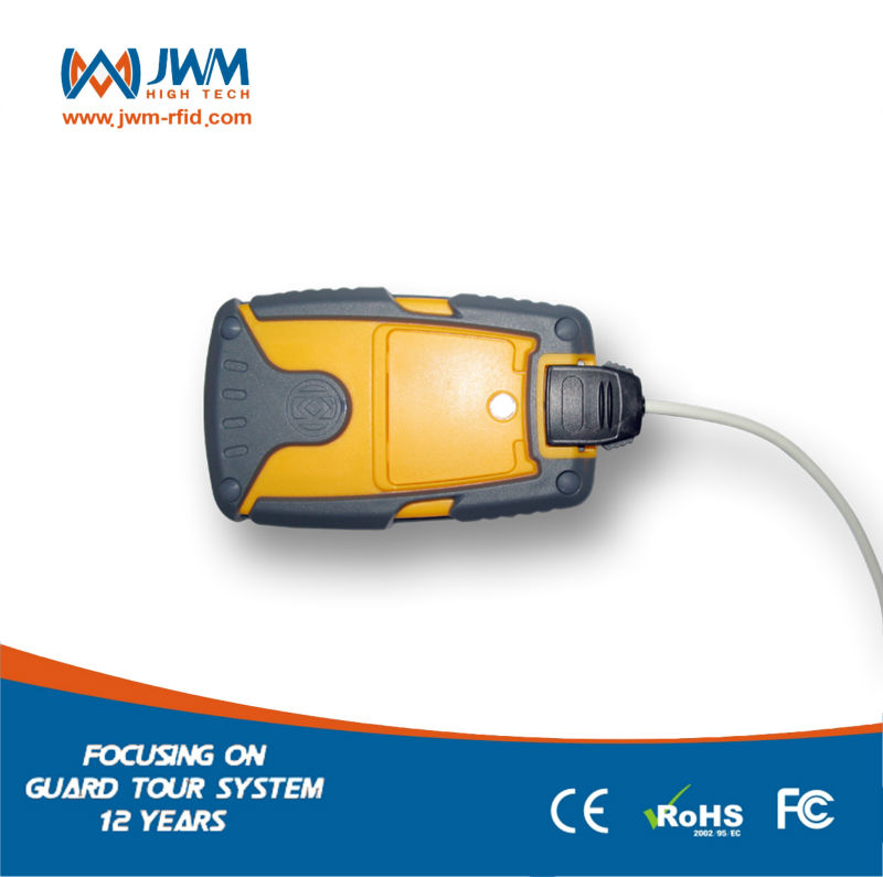 guard tracking system with GPRS GPS, guard attendance system, guard tour real time monitoring solution