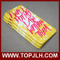 custom 3d sublimation for Iphone 6 6s plus phone case