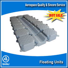 High quality HDPE jet ski floating dock/floating pontoon for sale