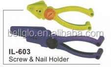 screw and nail holder plier