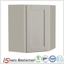 China Made Modular Gray RTA Kitchen Cabinets