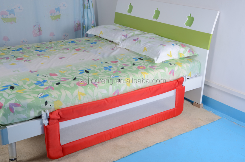 150cm Flat Style New Design Baby Guard Rail Baby Bed Rail EN 7972