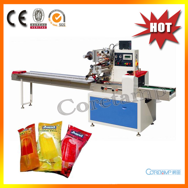 Fastest lollipop wrapping machine KT-250
