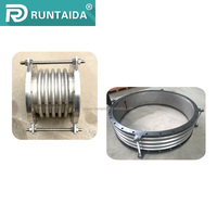Factory supply stainless steel telescopic expansion joint, metal compensator
