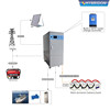 Off grid 3 Phase Solar Hybrid Inverter 15kw, 180A MPPT Charger Build Solar Hybrid Inverter 15kw For Solar Power System