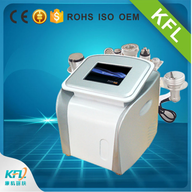 15cm fat reduce 7 in 1 ultrasonic liposuction cavitation machine for sale/ultrasound cavitation machine/cavitation machine price