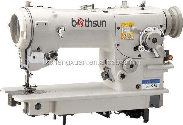 JUKI MODEL BS-2284 ZIGZAG SEWING MACHINE INDUSTRIAL SEWING MACHINE