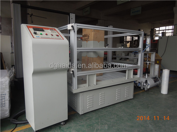 Packaging Transportation Vibration Testing Equipment Price