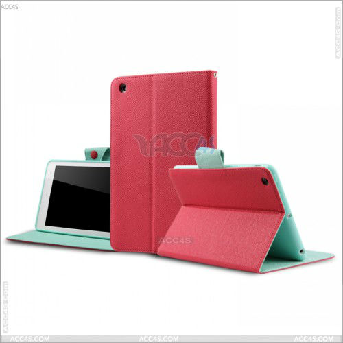 for ipad case,The Korea Style PU Leather Case for iPad Mini P-iPDMINICASE104
