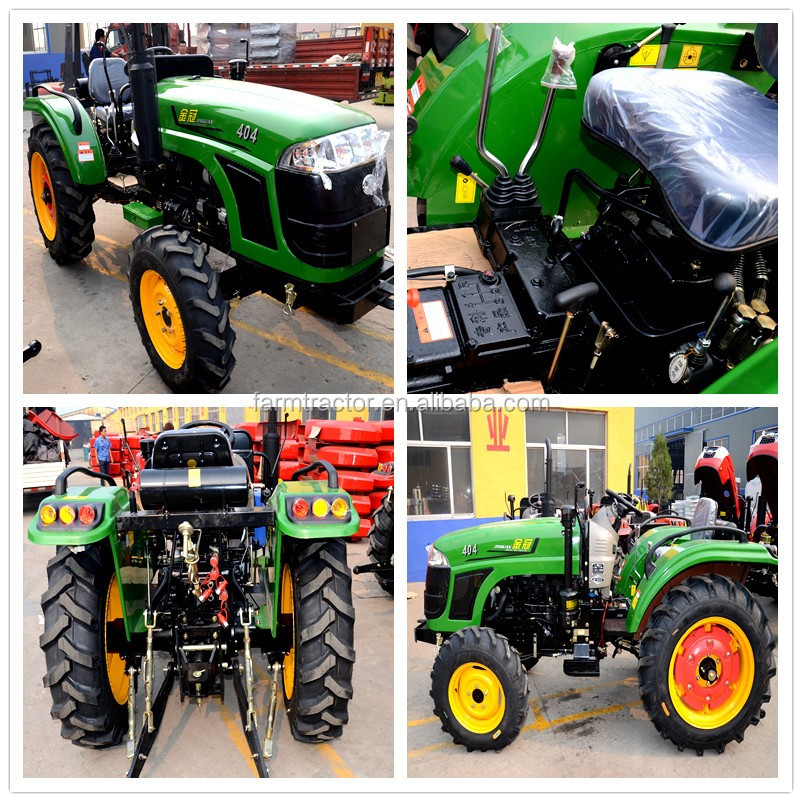 4 Wheel Drive Farm Tractors : Hp wheel drive farm tractors with paddy tyre view