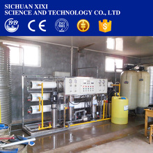 Cheap price CE approved double pass reverse osmosis system with EDI water treatment plant for sale