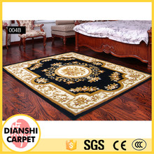 Water-Proof Exhibition 3d Rural Wind Patchwork Carpet