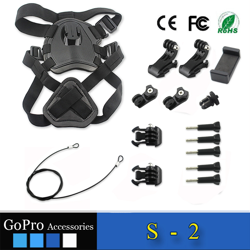 New Factory Price Wholesale photography dog harness for gopro/SJcam/Xiaomi Yi camera and phone high-end dog harness