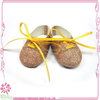 "Customize 12"" fashion doll shoes 18 inch doll shoes for wholesale"