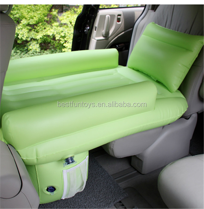 Custom Eco Inflatable Baby Bed In Car Portable Child Car