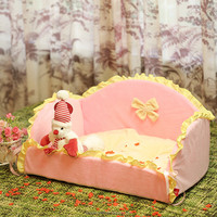 hot selling princess dog bed cat bed