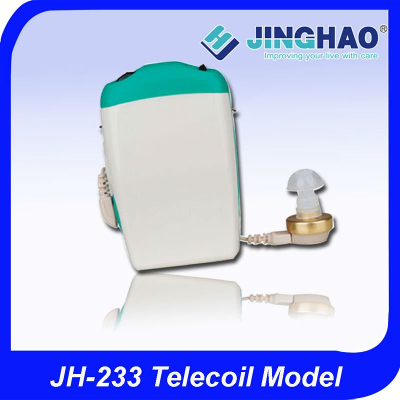 JINGHAO body hearing amplifier--The Road to Better Hearing(JH-233)