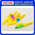 2015 new 6 colors dry highlighter pen