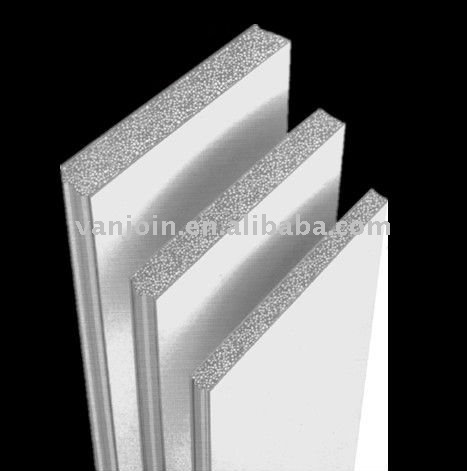 Sound Insulation & Light Weight Sandwich Panel for Interior Wall, Exterior Wall, Roof, and Floor