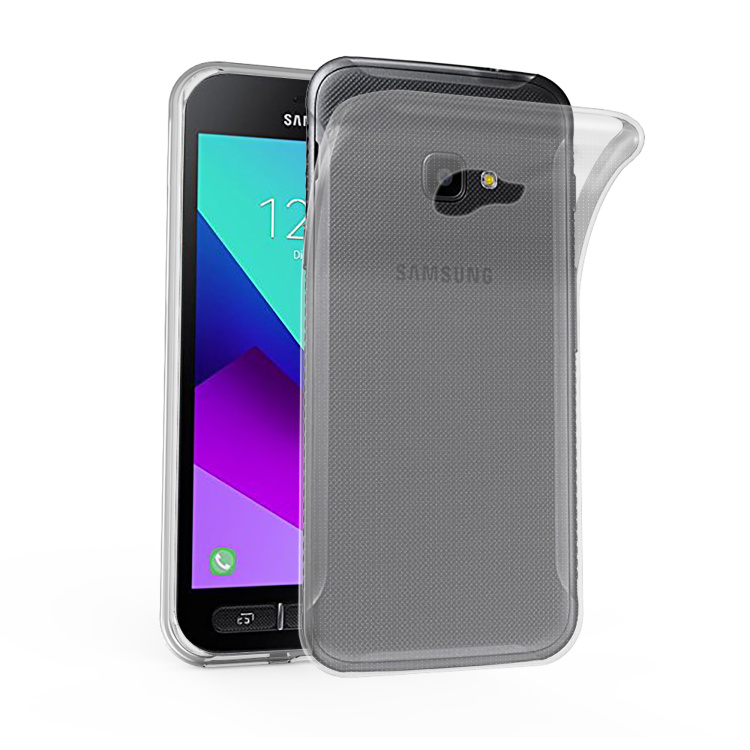 Mobile Phone TPU Case <strong>Cover</strong> For Samsung Galaxy Xcover 4