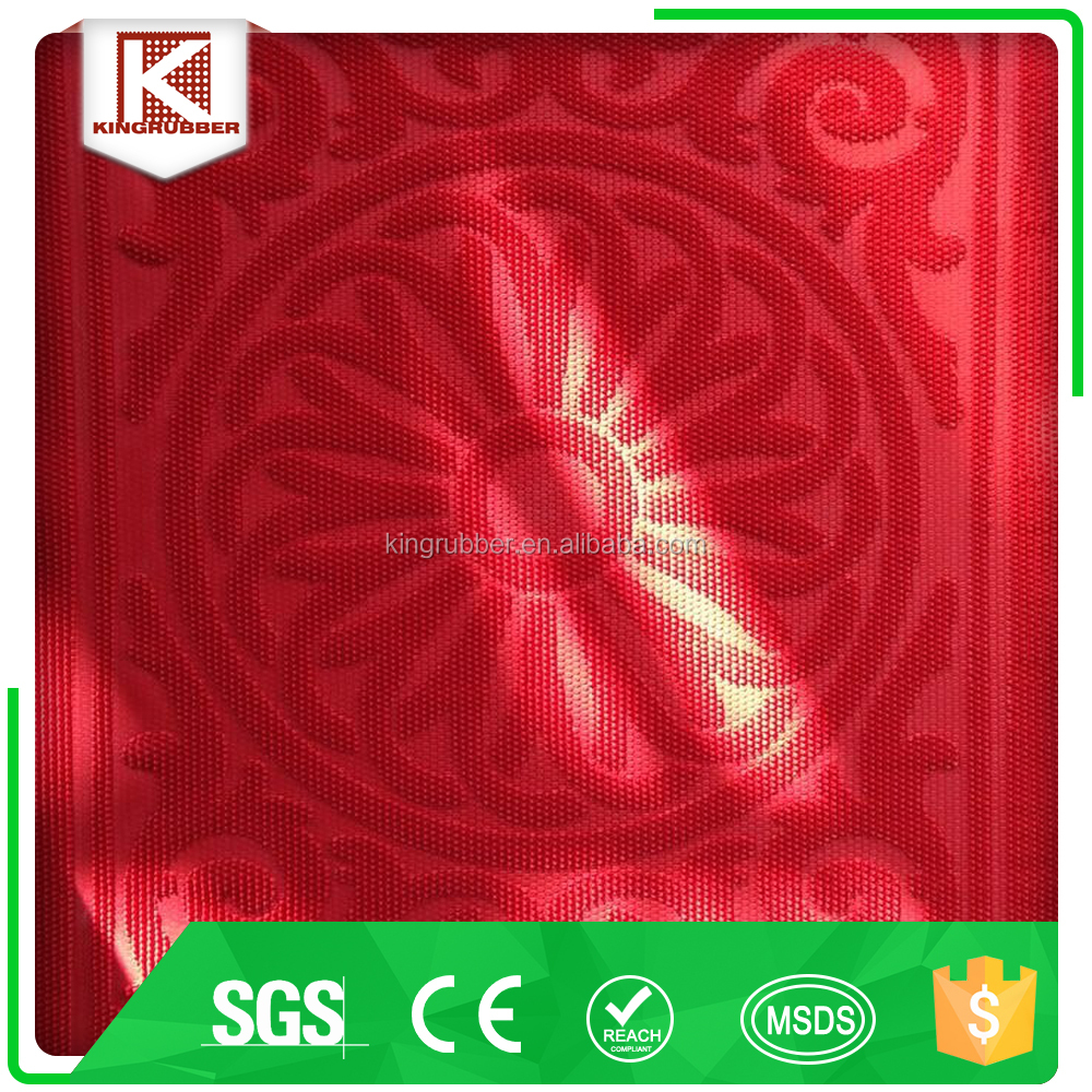 Waterproof PVC Coil Flooring Door Mat