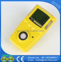 Rechargeable portable leak gas detector/ chlorine gas detector