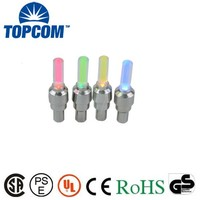 LED Flash Tyre Wheel Valve Cap Light for Car Bike Bicycle Motorbicycle Wheel Light Tire Light