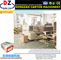 foshan dongzan See larger image New condition corrugated cardboard printing and die cutting machine with slotter/Carton