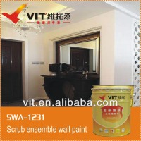VIT-1231 decorative emulsion paint for wall interior