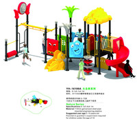 2016 cheap indoor and outdoor playground equipment for kids children