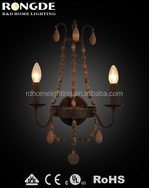 Decorative Wall Lightingt Sconces in room with a long history made in china