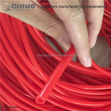High quality rubber extrusion high temperature flexible high temp food grade silicone tubing uk
