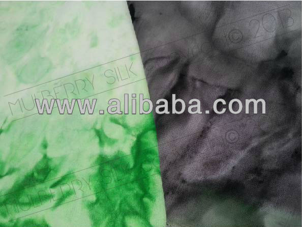 100% Cotton Fabric with Digital Print cold dye