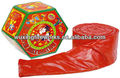 500 bangs Red crackers Celebartion Liuyang fireworks 1.4G
