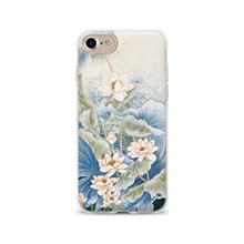 OEM Pattern Colorful UV Printing Mobile Phone Cases for Apple Iphone