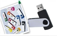 Multi-functional Swivel Mobile USB Flash Drives/ OTG Pendrive for Andriod Smart Phone USB 1-64GB