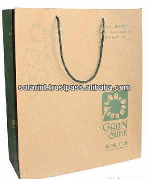 Fancy Kraft Paper Bags