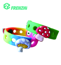 Character bracelet silicone mosquito repeller bracelet FZ02