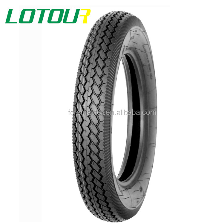 Good motorcycle tire 4.00-19 manufacturer in China