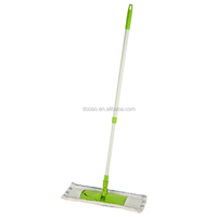 super household cleaning floor cotton flat mop with telescopic handle