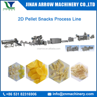 automatic potato chips making machine