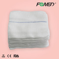 professional supplier of Medical absorbent gauze swabs with different weight