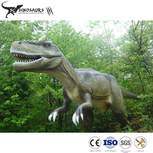 Life Size Animatronic Artificial Animal--dinosaur Model