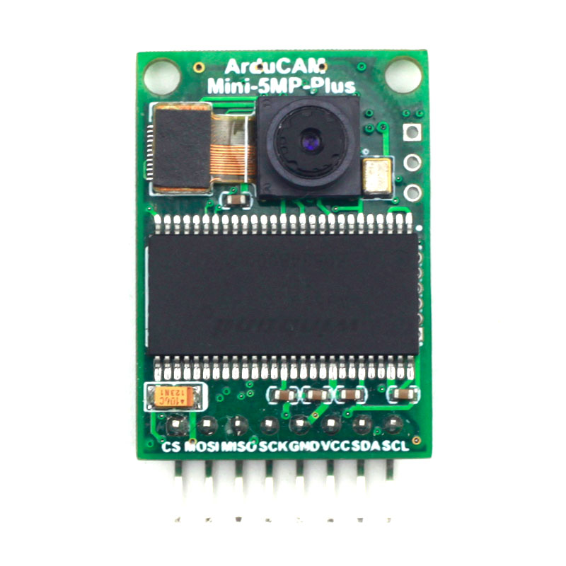 Arducam Mini 5MP Plus Camera Shield w/ OV5640 Sensor for Arduino UNO Mega2560 board