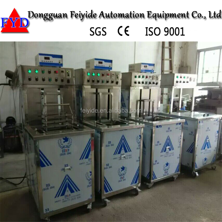 Feiyide Industrial Ultrasonic Cleaner Line for Electroplating