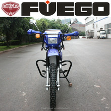 Air Cooling Dirtbike Motorbike 250cc 200cc With Cargo Racks Handle Guards Bumper Head Signal Lights