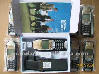 Original 6310i Mobile Phone Java Bluetooth Games